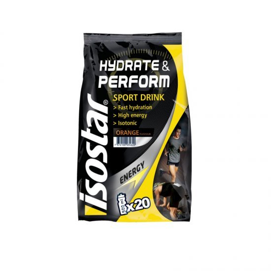 Long Hydrate and Perform Economy Pack 800g Isostar
