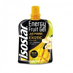 Acti Food Energy Gel Exotic 90g Isostar