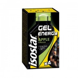Energy Gel Apple 4x35g Isostar